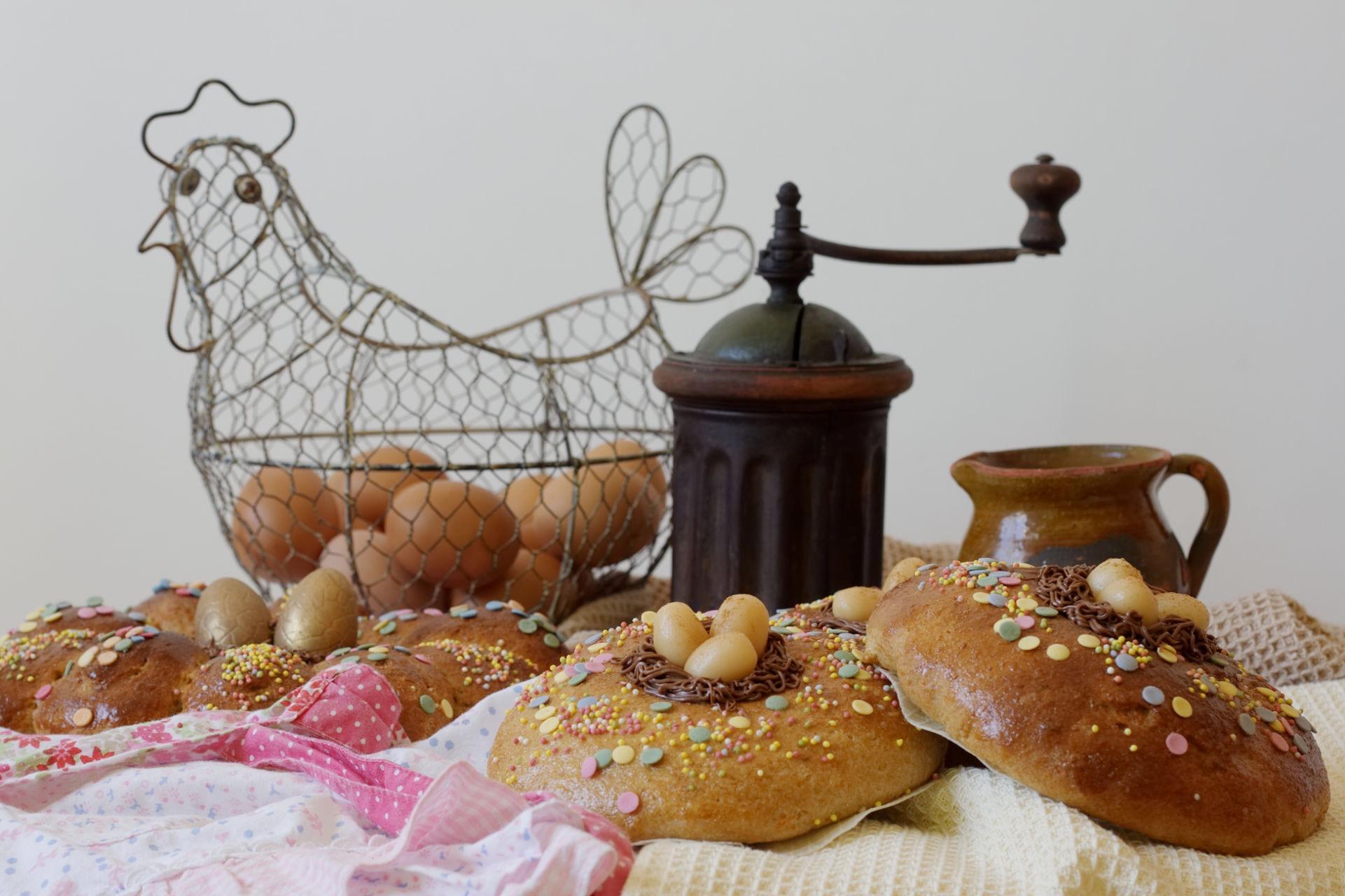 image from Monas de Pascua